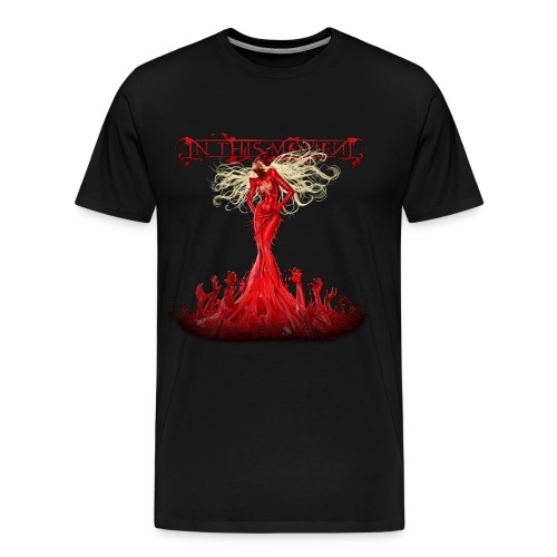In This Moment Rise of The Blood Legion - Men's Premium T-Shirt