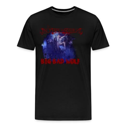 In This Moment Big Bad Wolf - Men's Premium T-Shirt