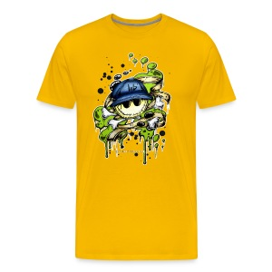 freak & happy - Men's Premium T-Shirt