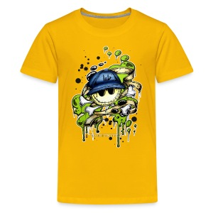 freak & happy - Kids' Premium T-Shirt