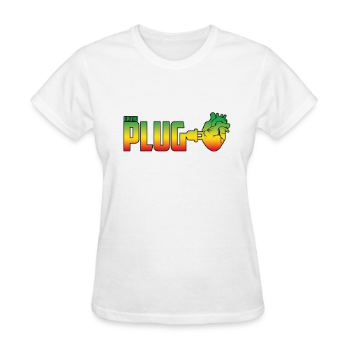 Plug Ladies Cut - Women's T-Shirt