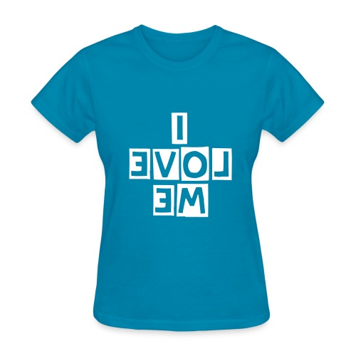 I Love Me Mirror Tee - Women's T-Shirt
