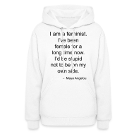 Hoodies ~ Women's Hoodie ~ Phenomenal Woman