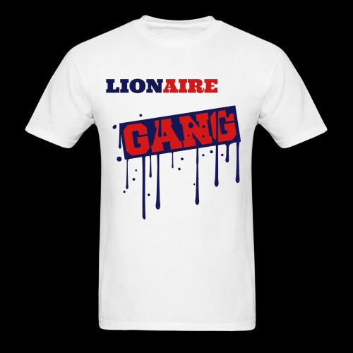 LIONAIRE GANG - Men's T-Shirt
