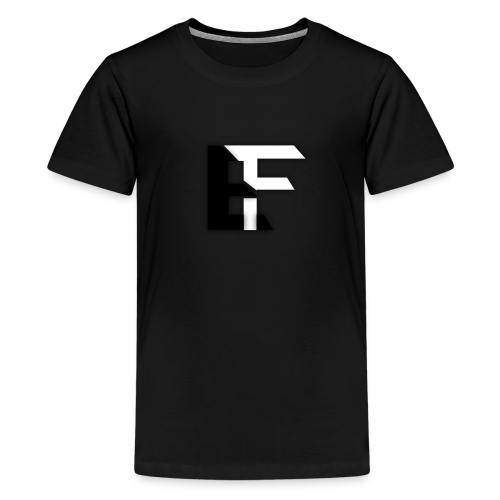 EnochsFilm Logo T-Shirt By XavierThus  - Kids' Premium T-Shirt