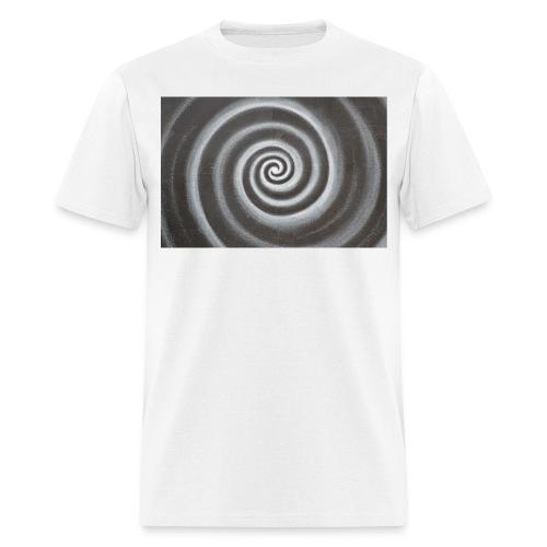 Twilight Zone white - Men's T-Shirt