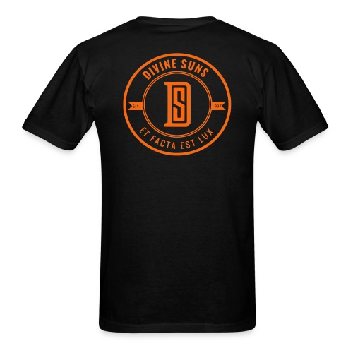 Real Life Rap Orange is the new Black edition - Men's T-Shirt