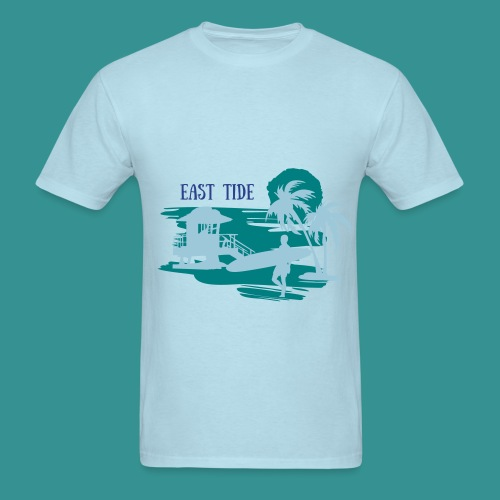 East Tide Paradise T-Shirt - Men's T-Shirt