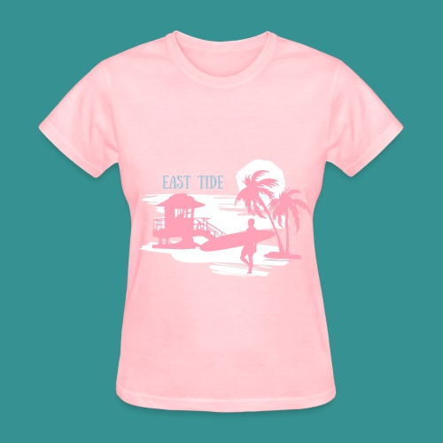 East Tide Paradise T-Shirt - Women's T-Shirt