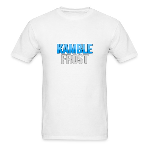 Kamble Frost Basic T-Shirt - Men's T-Shirt