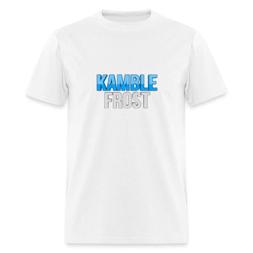Kamble Frost Basic T-Shirt - Men's T-Shirt