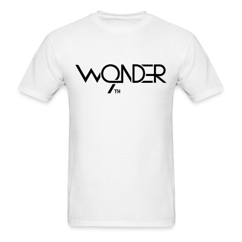9th Wonder White T-Shirt - Men's T-Shirt