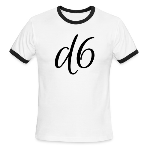 d6 Collab Ringer T-Shirt - Men's Ringer T-Shirt
