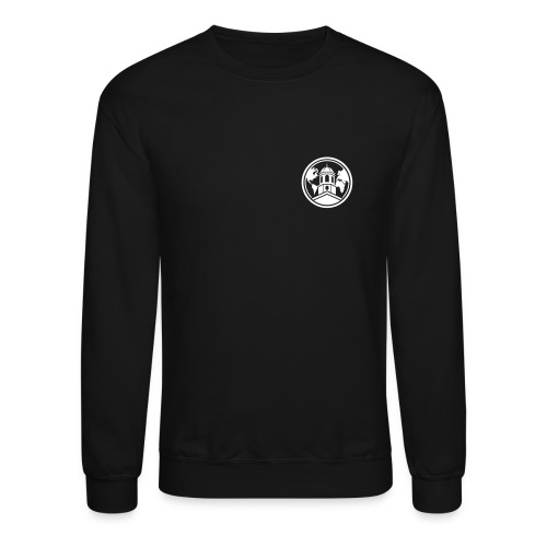 DM Crew Neck - Black - Crewneck Sweatshirt