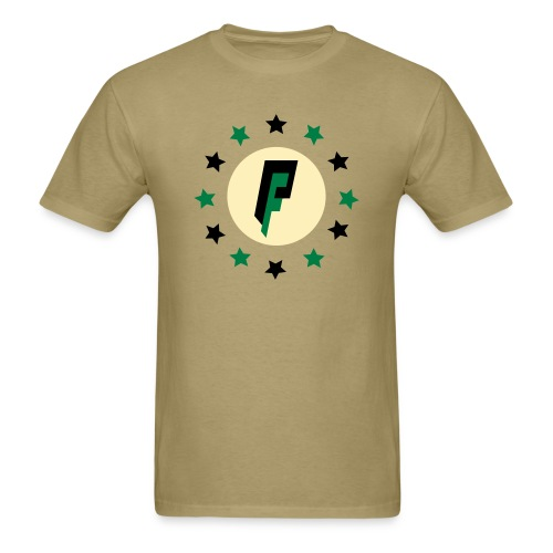Private Freedom Camo 3 - Men's T-Shirt