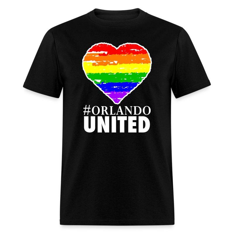 Orlando united t shirt spreadshirt for Orlando custom t shirts