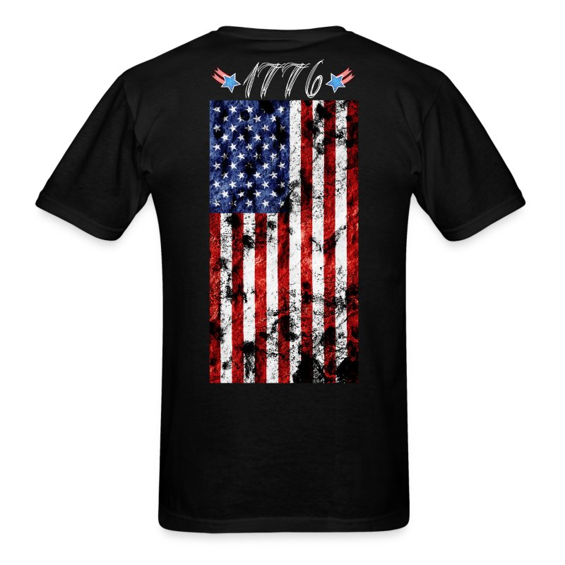 4th Of July Grunge Flag 1776 T Shirt Spreadshirt