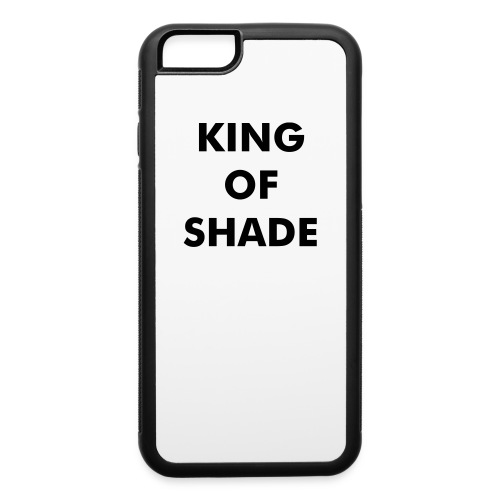 KING OF SHADE IPHONE 6/6S CASE - iPhone 6/6s Rubber Case