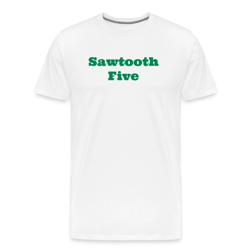 Sawtooth Five - Men's Premium T-Shirt