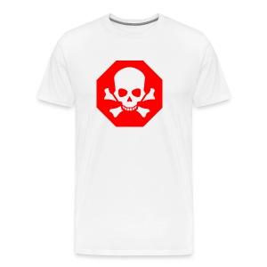Dead Stop - Men's Premium T-Shirt