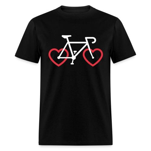 Love Cycling - Men's T-Shirt