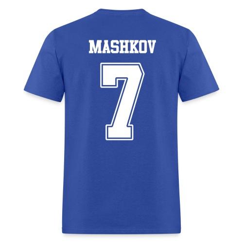 Mashkov Shirsey - Men's T-Shirt