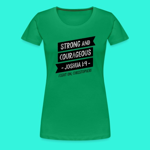 Women's T-Shirt (Kelly Green) - Women's Premium T-Shirt