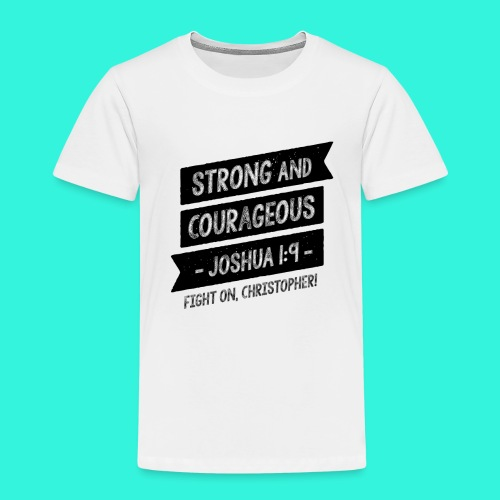 Toddler's T-Shirt (White) - Toddler Premium T-Shirt
