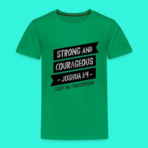 Toddler's T-Shirt (Kelly Green) - Toddler Premium T-Shirt