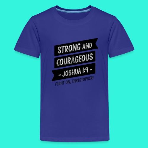 Men's T-Shirt (Royal Blue) - Kids' Premium T-Shirt