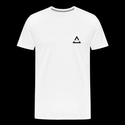 Hunted Original Logo T shirt - Men's Premium T-Shirt