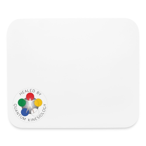 Healed by Quantum Kinesiology mouse pad - Mouse pad Horizontal