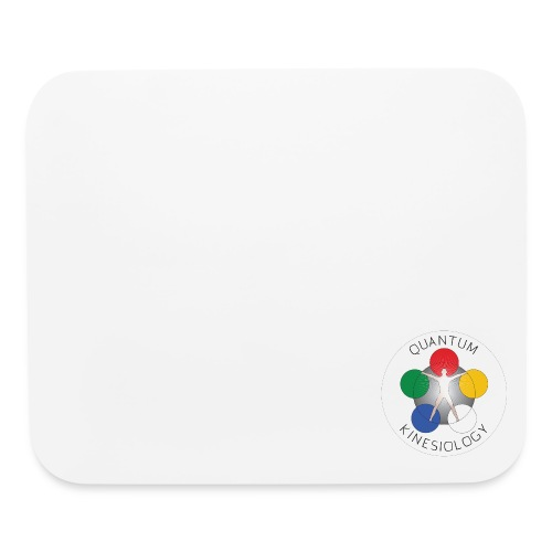 Quantum Kinesiology mouse pad - Mouse pad Horizontal