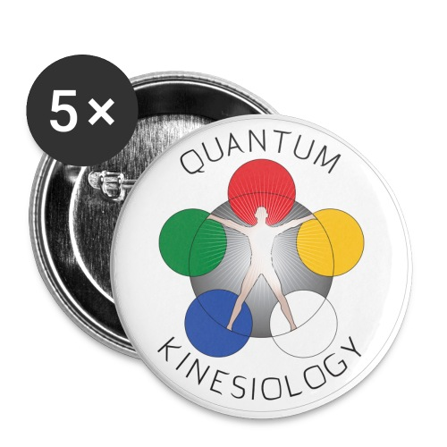 Quantum Kinesiology buttons - Large Buttons