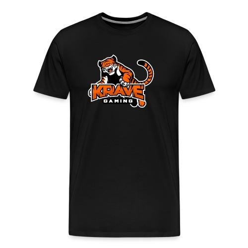Krave Gaming Standard Tee - Men's Premium T-Shirt