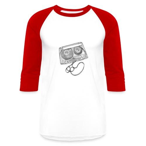 Hip Hop University Unwind Mixtape - Baseball T-Shirt
