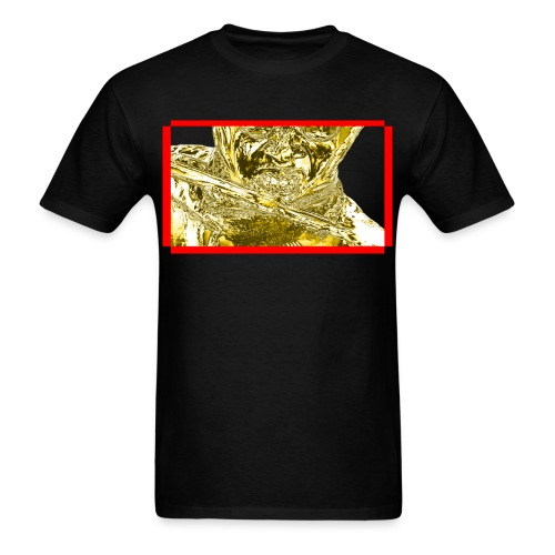 Men's Gold Swordsman Betachamp 3  - Men's T-Shirt