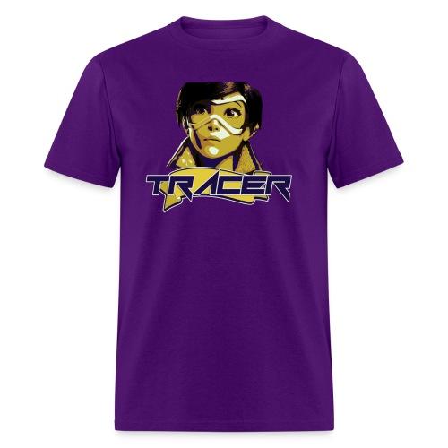 Overwatch Hero - Tracer - Men's T-Shirt