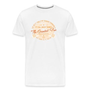 Board gamer t-shirt - Men's Premium T-Shirt