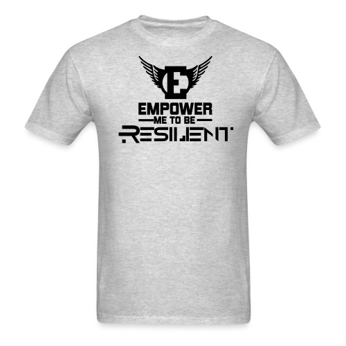 Empower Me To Be Resilient Mens Tee Short Sleeve - Men's T-Shirt