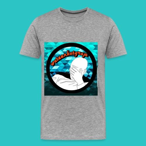 Shirt met logo - Men's Premium T-Shirt