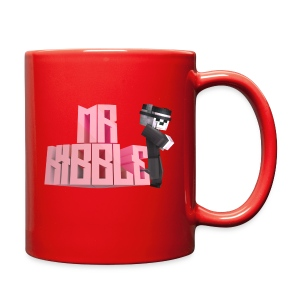 Kibbles Logo Tea/Coffee Mug - Full Color Mug
