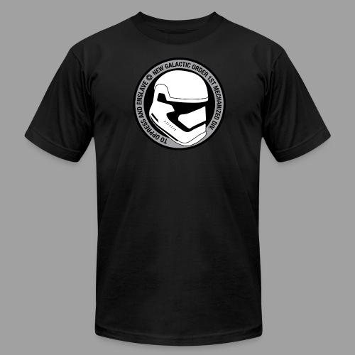 American Apparel New Order Men's Tee - Men's Jersey T-Shirt