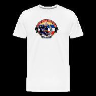 T-Shirts ~ Men's Premium T-Shirt ~ New logo cat t-shirt