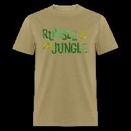 T-Shirts ~ Men's T-Shirt ~ rumble in the jungle