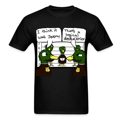 Ducktectives - Men's T-Shirt