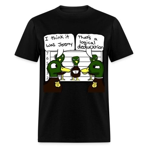 Ducktectives - Men's T-Shirt