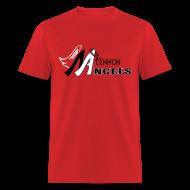 T-Shirts ~ Men's T-Shirt ~ Angels supporter
