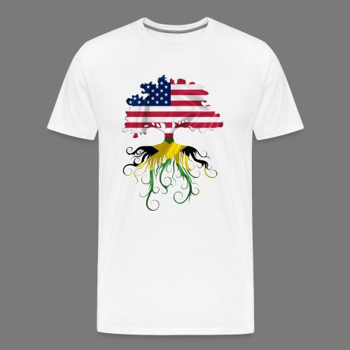 JAMERICAN - Men's Premium T-Shirt