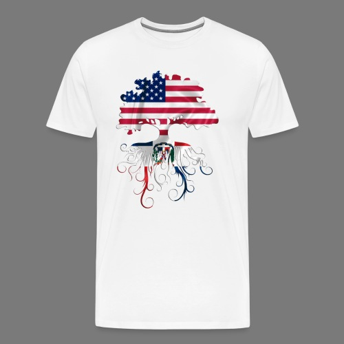 DOMERICAN - Men's Premium T-Shirt